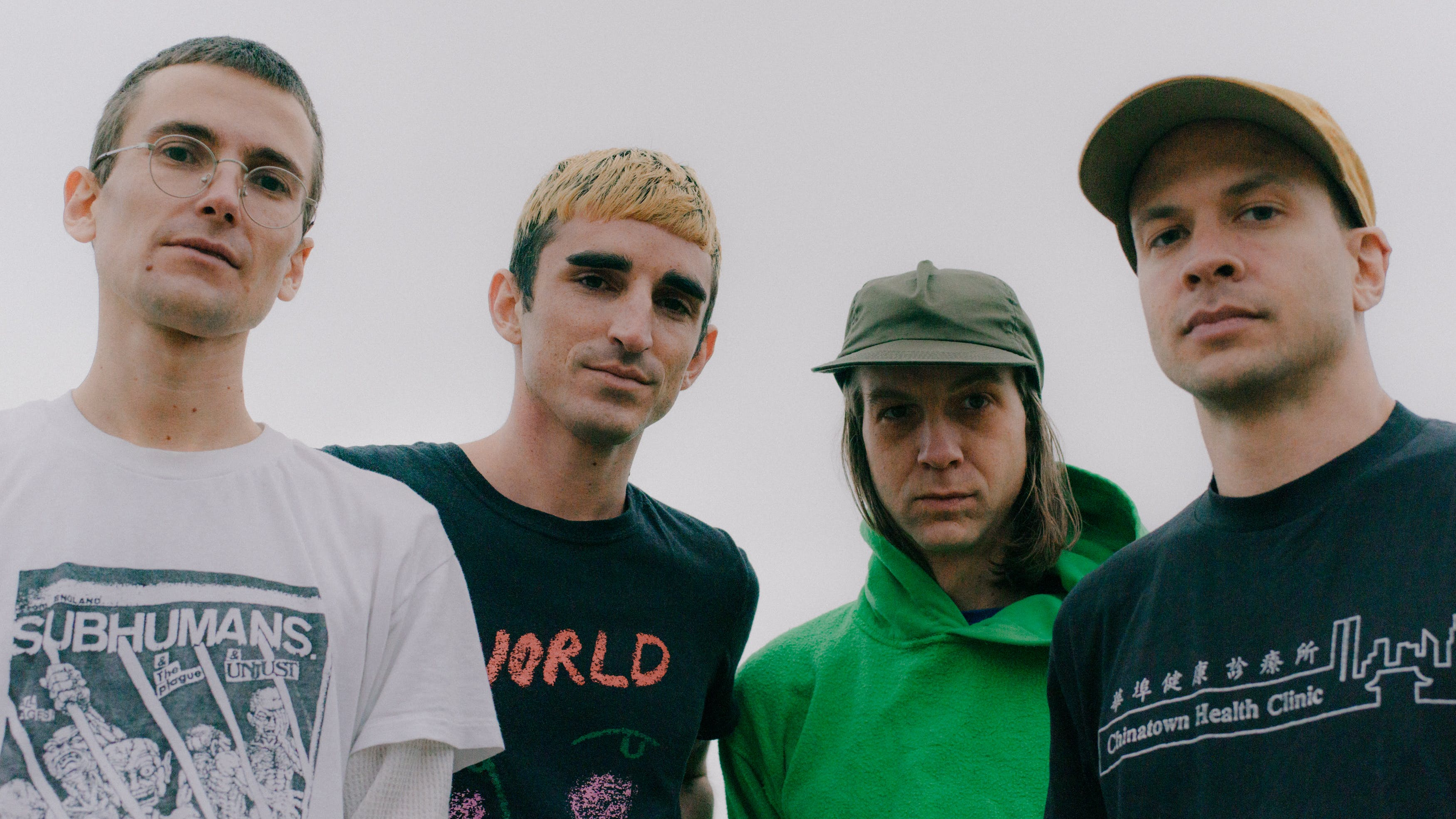 DIIV announce Liverpool show at Invisible Wind Factory