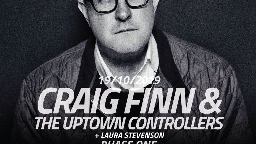 Laura Stevenson announced as support for Craig Finn & The Uptown Controllers