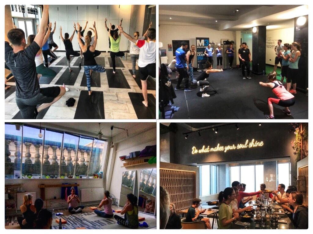 MYP Health & Wellbeing – Wild Core Physio Pilates @ FoodWell