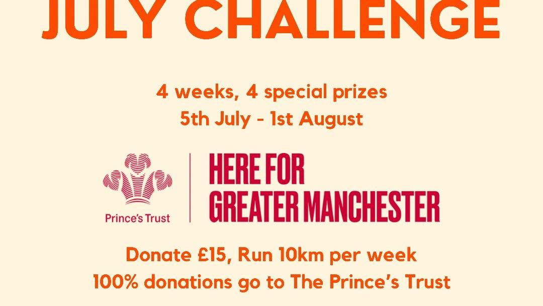MYP Run Club – The July Challenge Update!