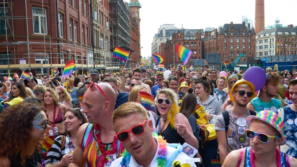 Manchester Pride is BACK! Here's What You Can Expect