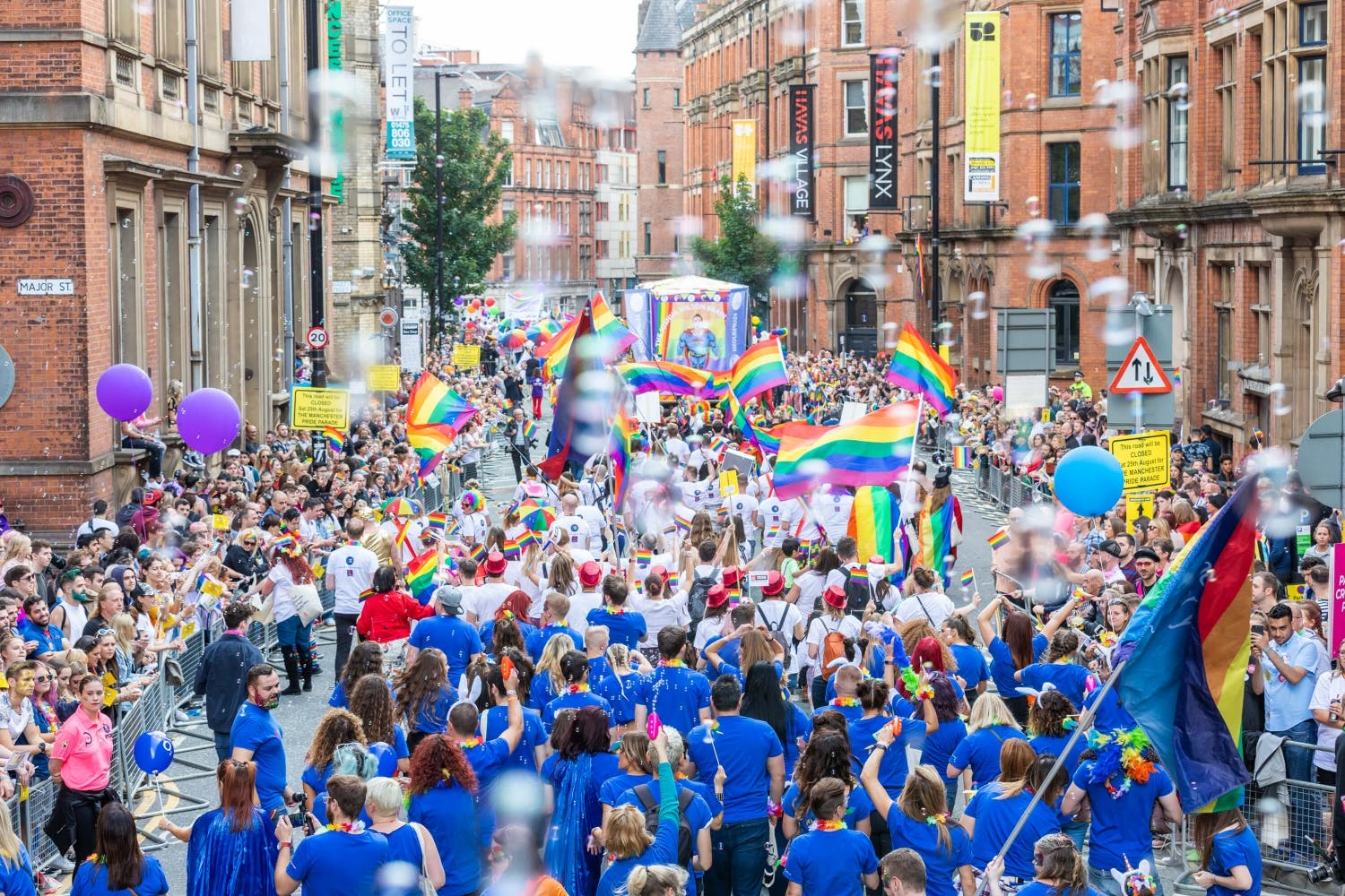 The Importance of Manchester Pride in 2021
