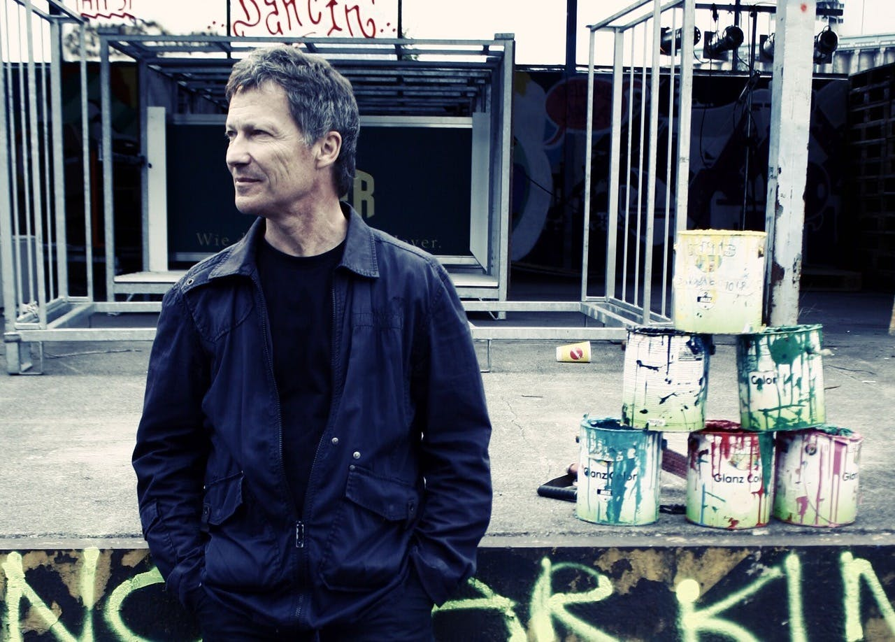 Stage Times: Michael Rother