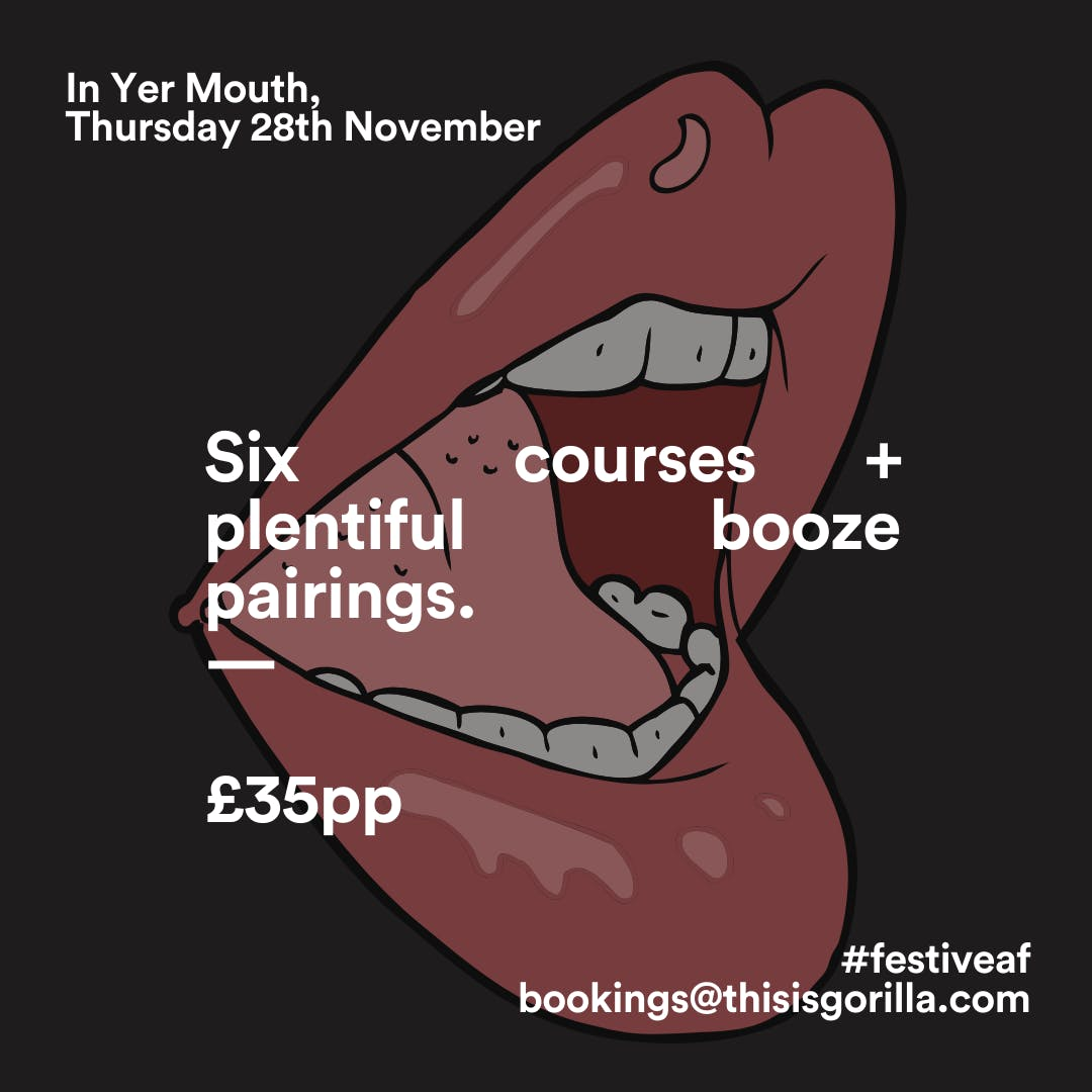 Supper Club Sessions: In Yer Mouth, 28th Nov