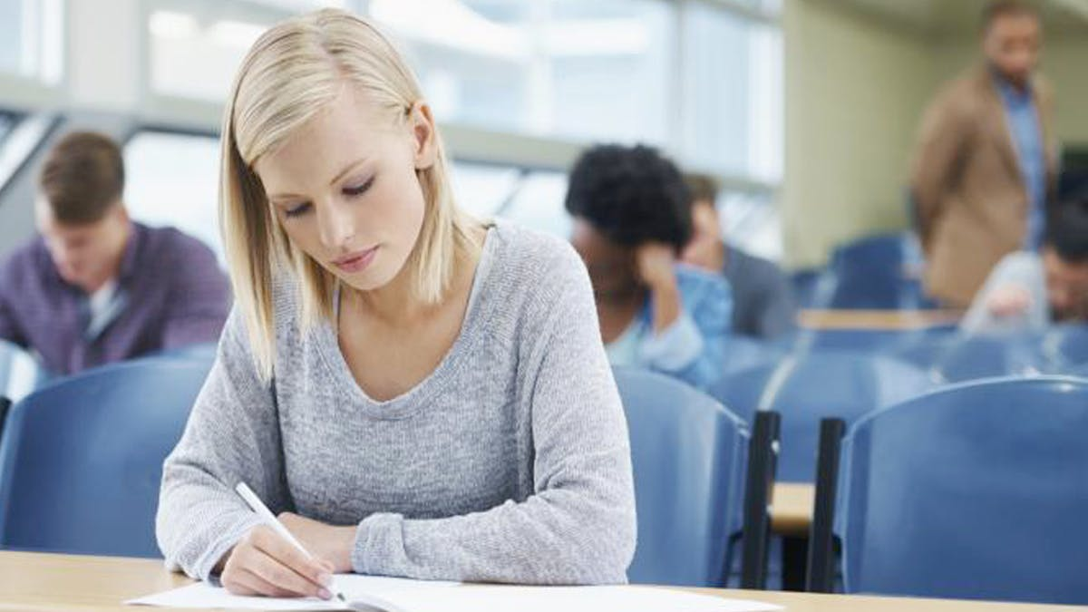 Tips for staying calm during an exam