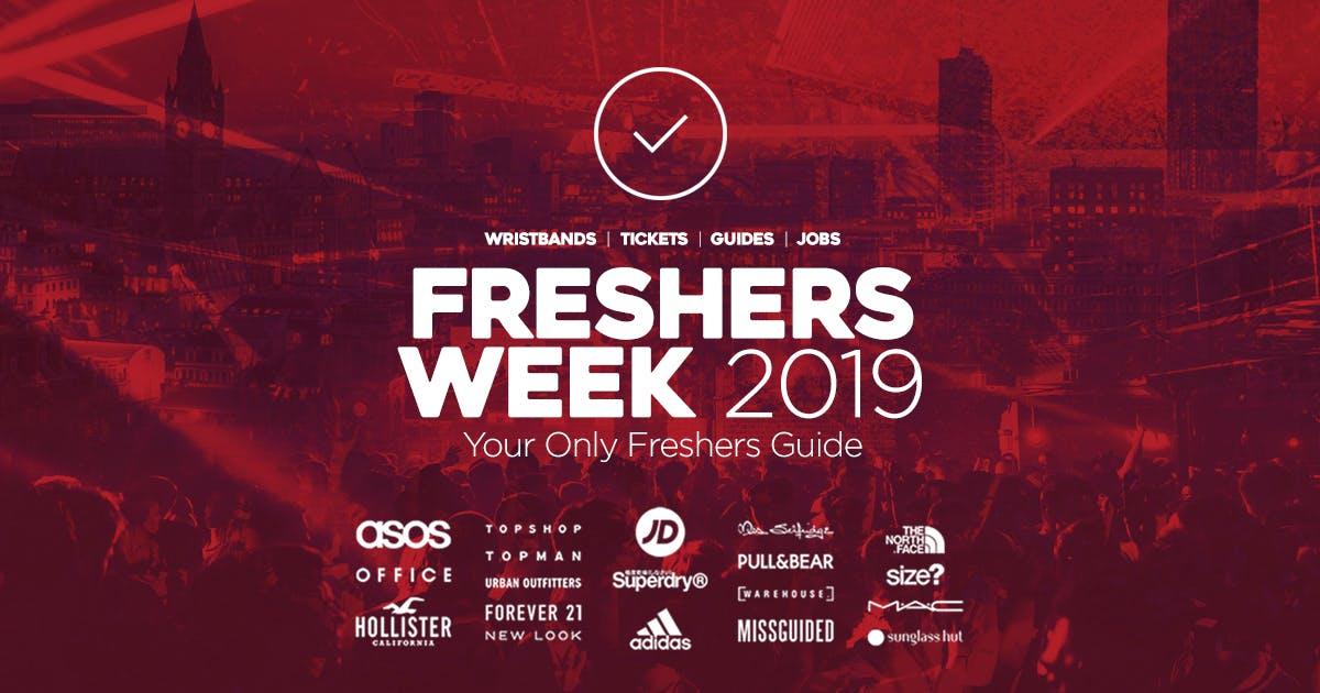Freshers Week 2019 – Everything you need to know