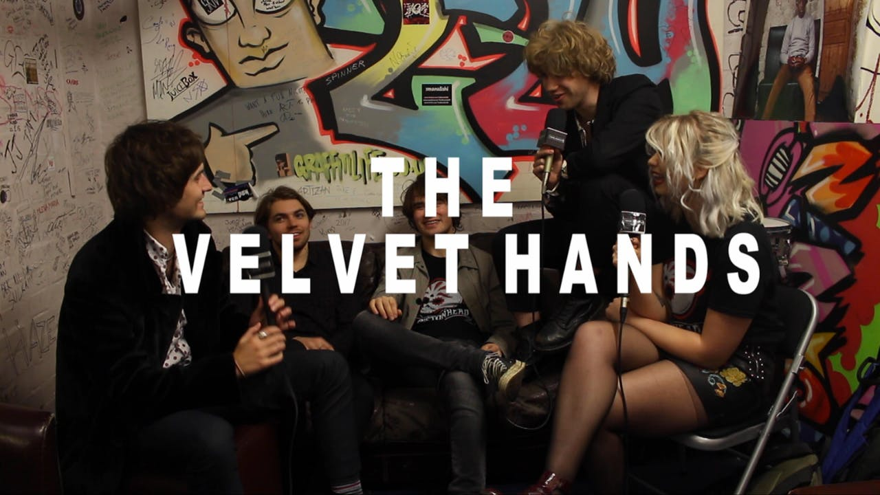Louise Schofield & The Velvet Hands: Cornwall's Fast-Rising Garage Rockers