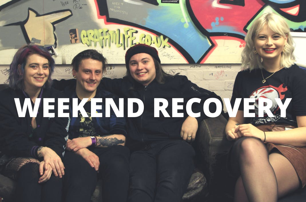 'Ones To Watch' Weekend Recovery With Louise Schofield