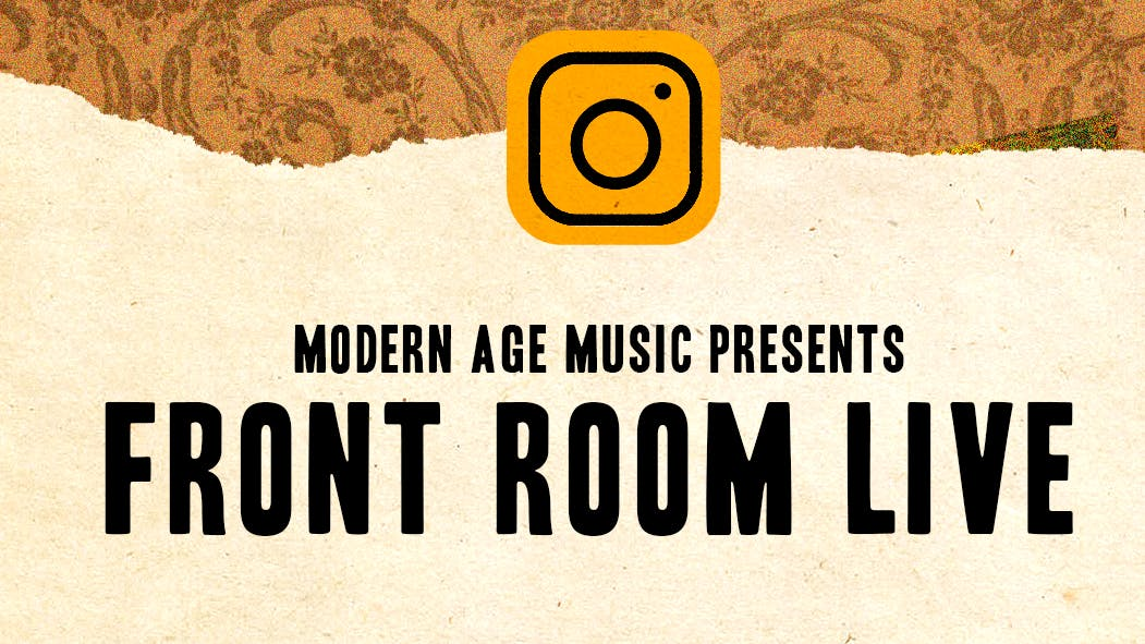 Artist Donations: Front Room Live