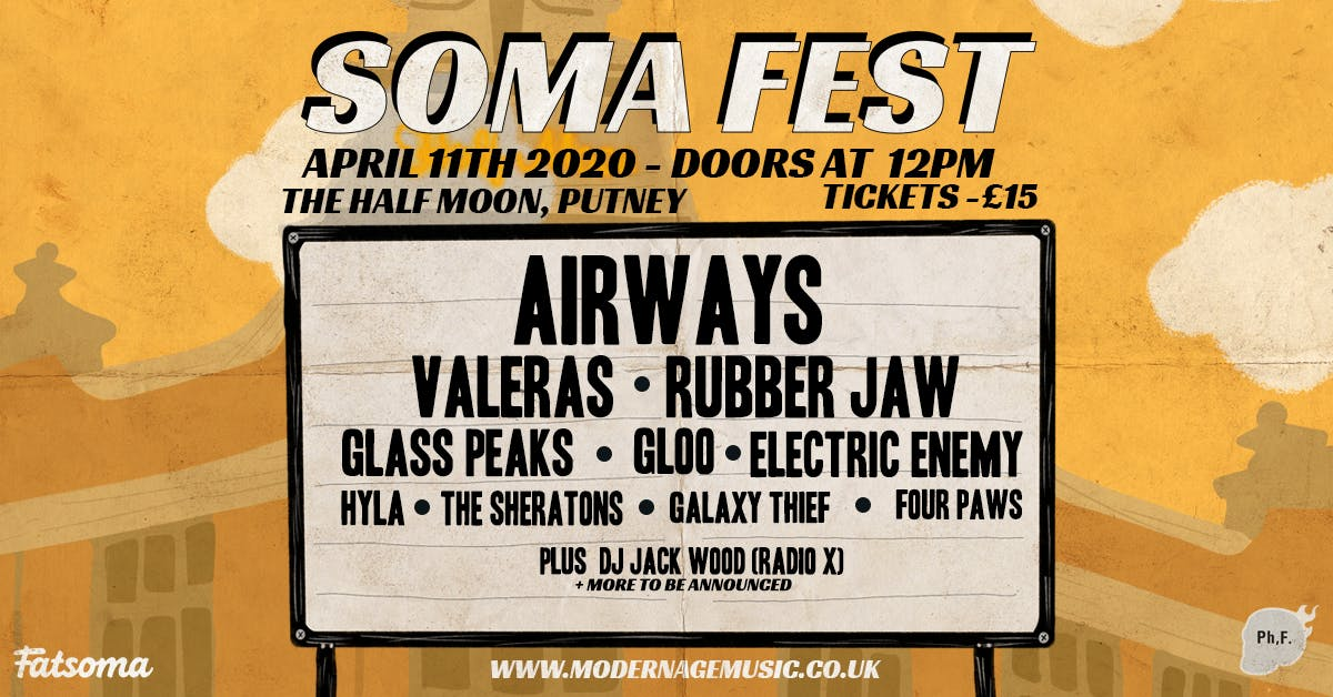 Soma Festival Returns Bigger Than Ever This April