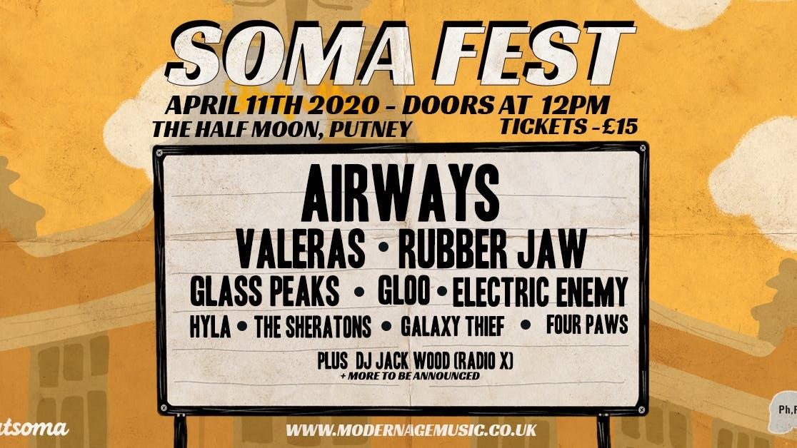 Soma Festival Returns Bigger Than Ever This April