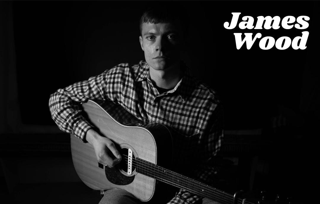 James Wood Announces New Single 'Blue Eyed Woman'