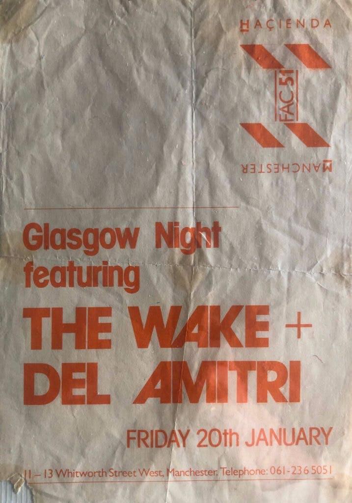 THE WAKE & DEL AMITRI – 20_01_83