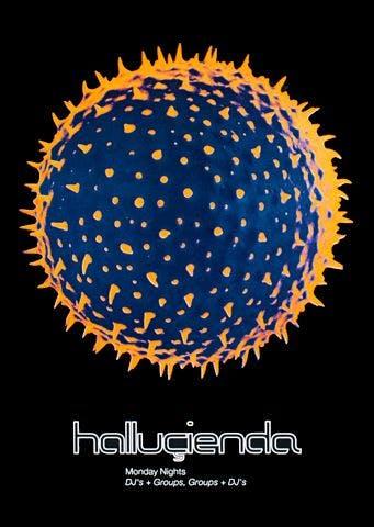 HALLUCIENDA OPENING NIGHT 11_09_89
