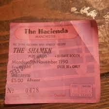 SYNERGY – THE SHAMEN 05_11_90