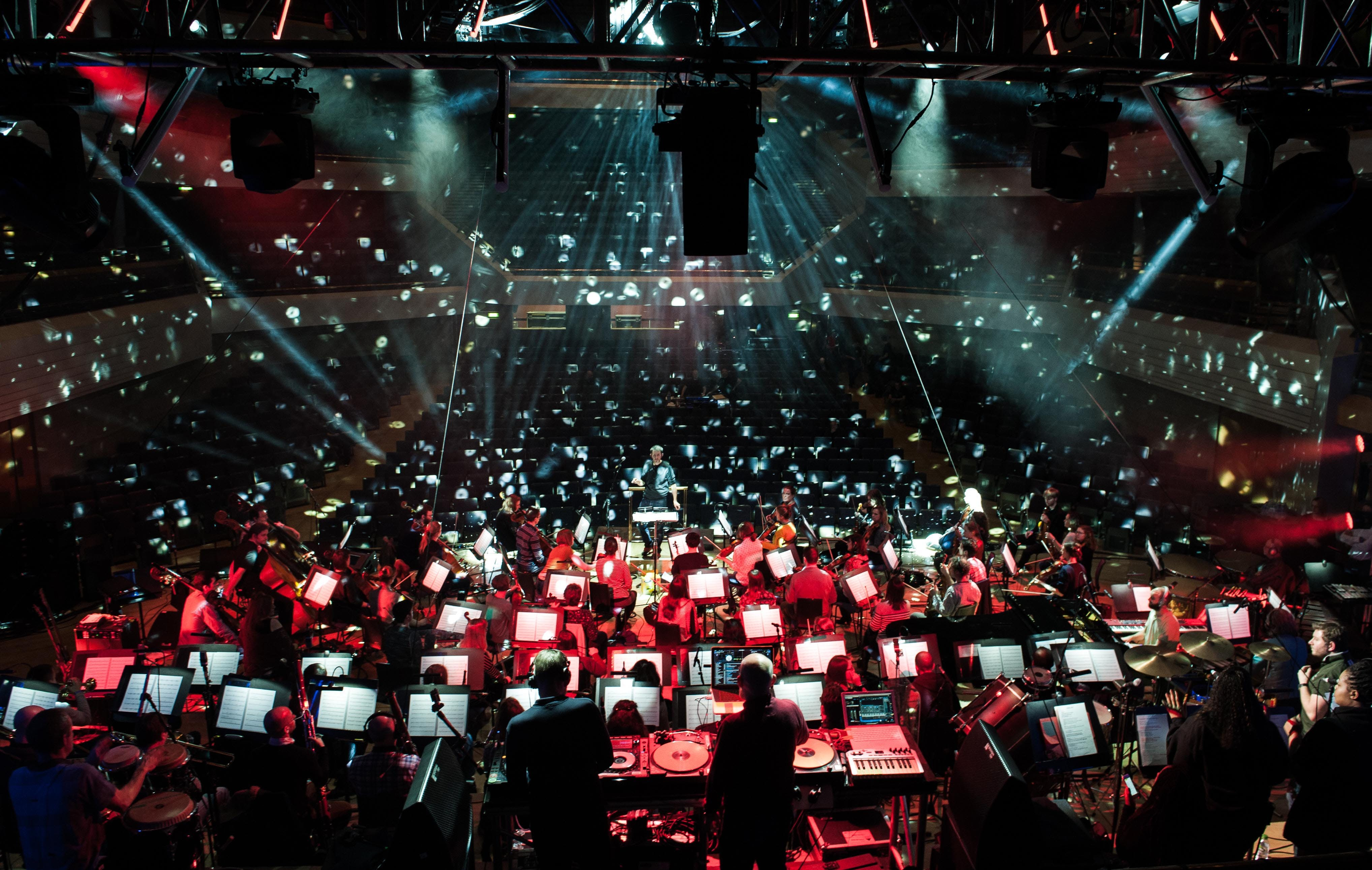 BBC ORCHESTRA WINS TOP CLASSICAL AWARD FOR RAVING