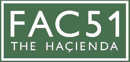 Fac 51 The Hacienda Logo