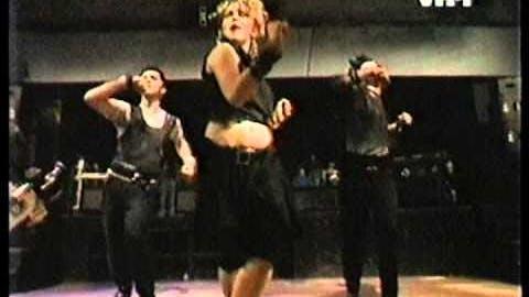 MADONNA HOLIDAY LIVE AT THE HAÇIENDA 1983
