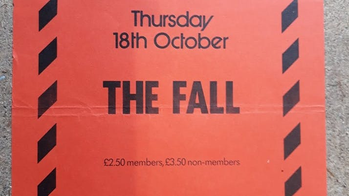 THE FALL – 18_10_84