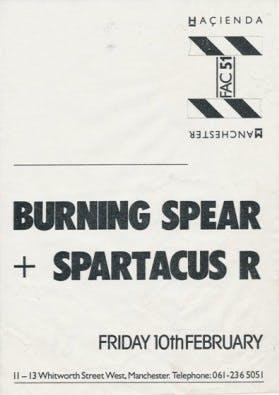 BURNING SPEAR & SPARTACUS R – 10_02_83