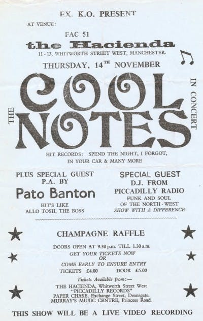 THE COOL NOTES – 14_11_85