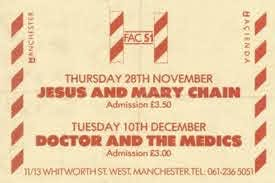 THE JESUS AND MARY CHAIN – 26_11_85