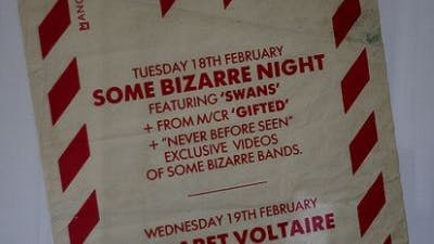 SOME BIZARRE THE SWANS & GIFTED – 18_02_86