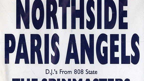NORTHSIDE, PARIS ANGELS & SPINMASTERS 05_02_90
