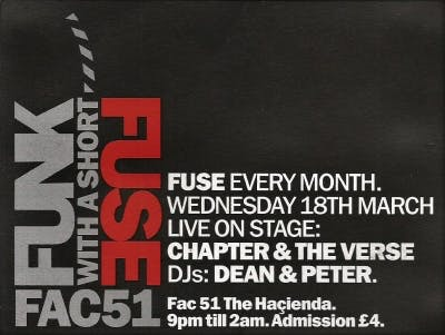 FUSE CHAPTER & THE VERSE 18_03_92
