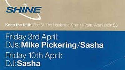 SHINE SASHA MIKE PICKERING 03_04_92