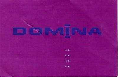 DOMINA 17_08_95