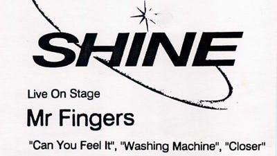 SHINE MR FINGERS 07_02_92
