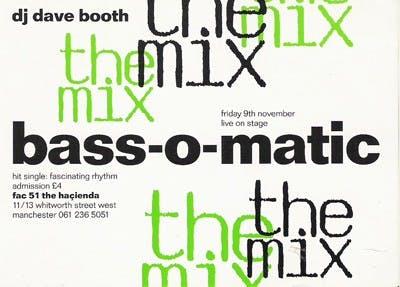 THE MIX – BASSOMATIC 09_11_90