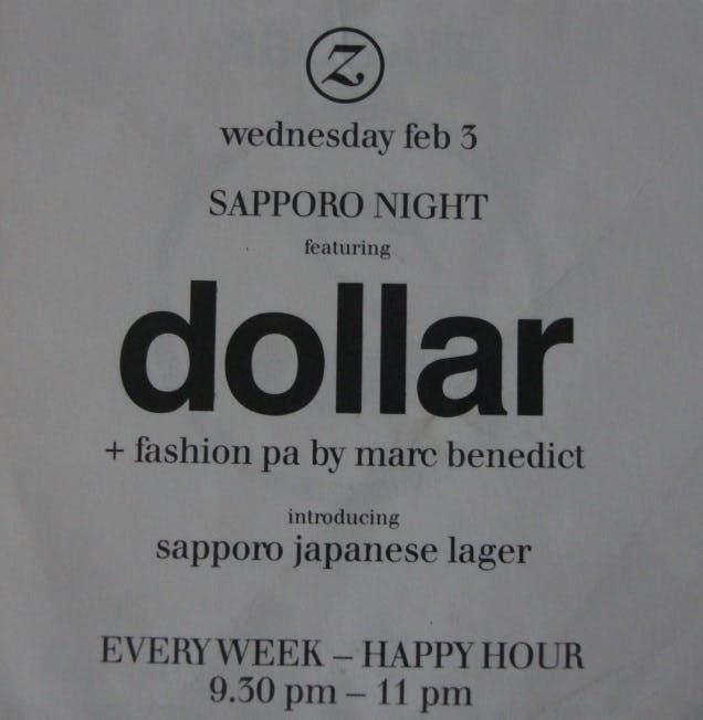 ZUMBAR WITH DOLLAR 03_02_88