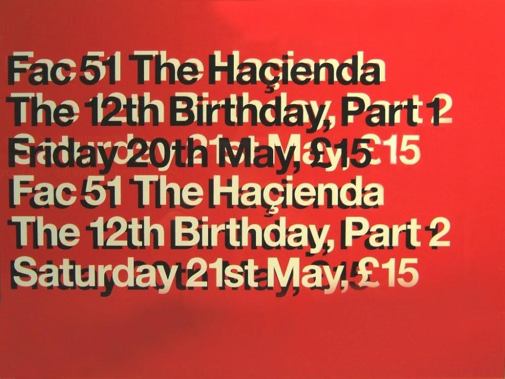 TWELTH BIRTHDAY PARTY PT II 21_05_94