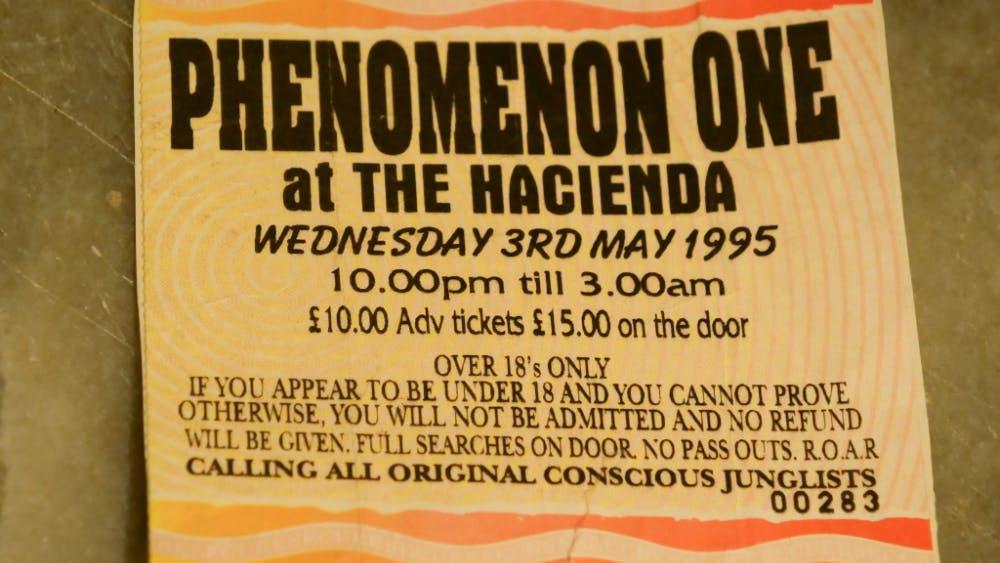 PHENOMENON ONE – 03_05_95