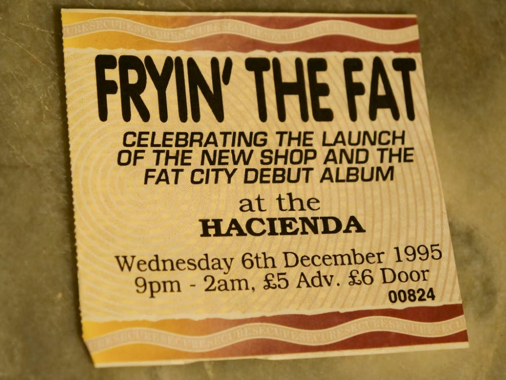 FRYIN' THE FAT 06_12_1995