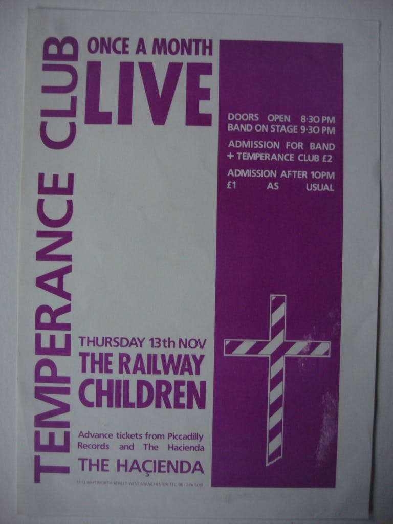 The Railway Children 13_11_86
