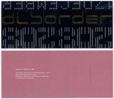 DISORDER 17_12_88