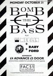 BOMB THE BASS & BABY FORD 31_10_88