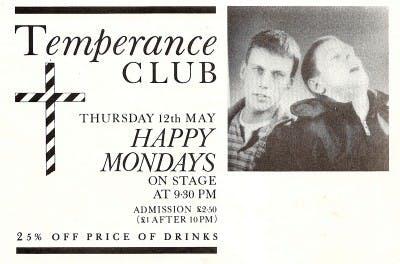 HAPPY MONDAYS 12_05_88