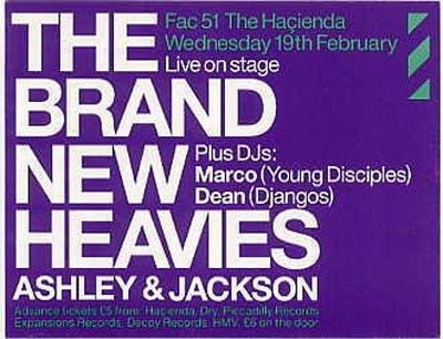 THE BRAND NEW HEAVIES 19_02_92