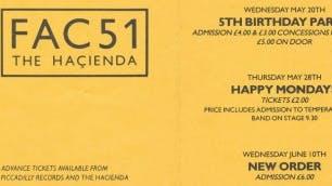 HAPPY MONDAYS 28_05_87