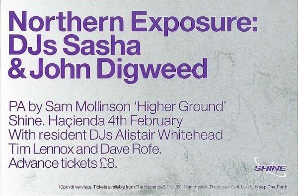 NORTHERN EXPOSURE – SASHA & DIGWEED 04_02_94