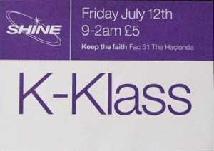 SHINE K KLASS 12_07_91