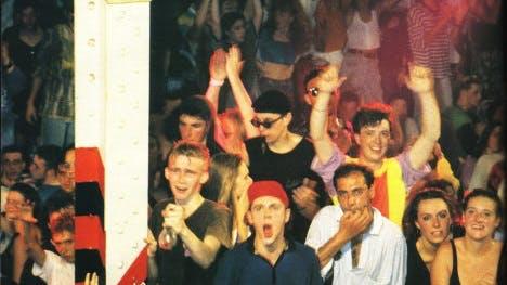 MIXMAG – THE HACIENDA SEPTEMBER 1989
