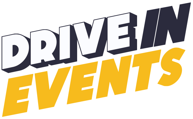 Drive In Events Logo