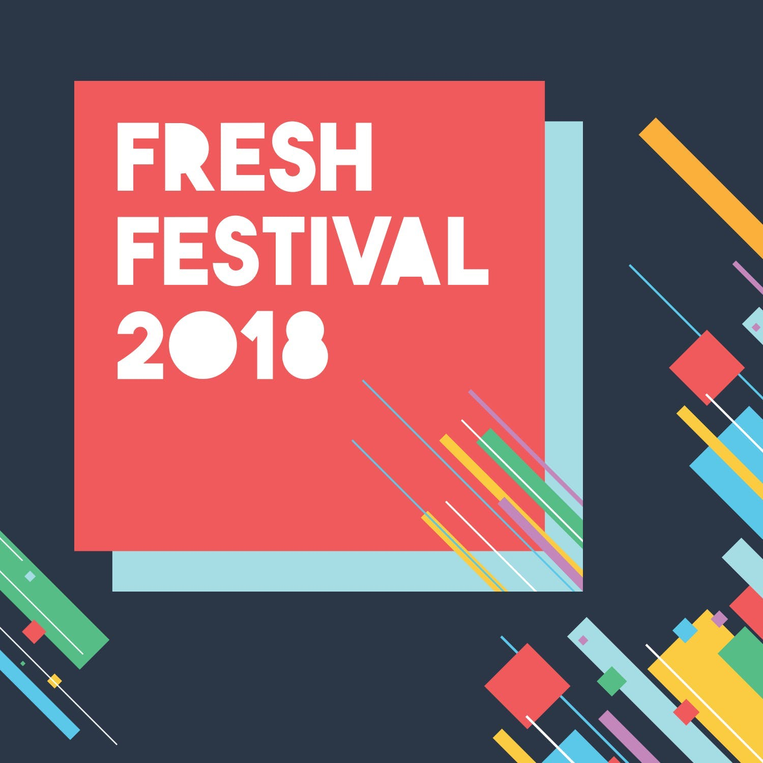 Fresh Festival 2018 is nearly here!
