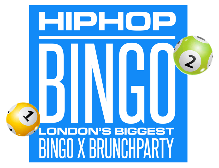 Hip Hop Bingo Brunch Logo