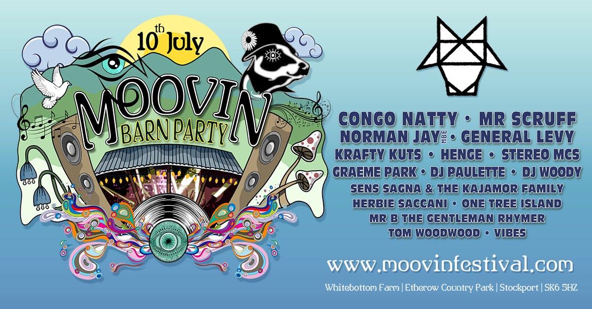 Moovin – Barn Party announced!